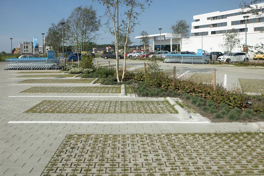 Betonstraatstenen van MBI | Bestrating voor de openbare ruimte